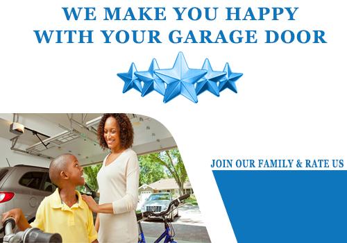 Dream Garage Door Testimonials